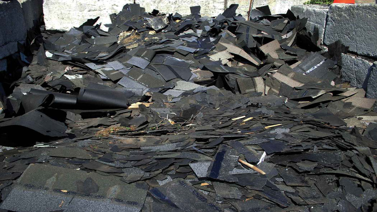 Latest News: The Benefits Of Recycling Asphalt Shingles